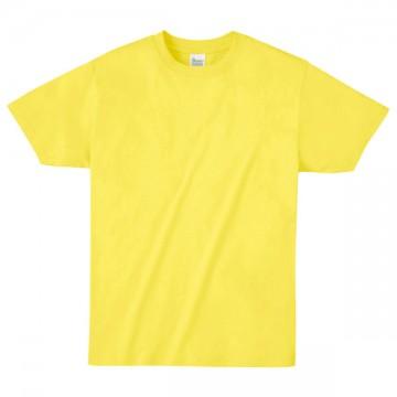 ライトウエイトTシャツ020.イエロー