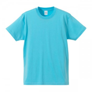 プロモーションTシャツ083.アクアブルー
