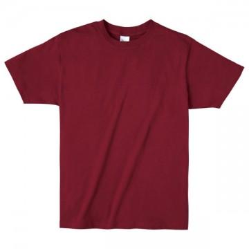 ライトウエイトTシャツ112.バーガンディ