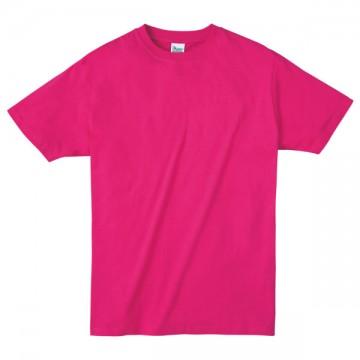 ライトウエイトTシャツ146.ホットピンク