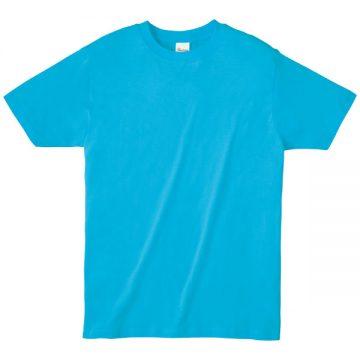 ライトウエイトTシャツ199.シーブルー