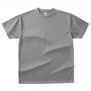 ドライTシャツ002.グレー
