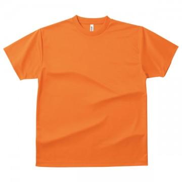 ドライTシャツ015.オレンジ