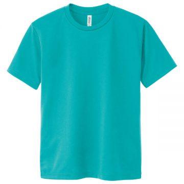 ドライTシャツ096.ミントブルー