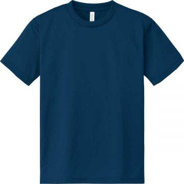 ドライTシャツ097.インディゴ