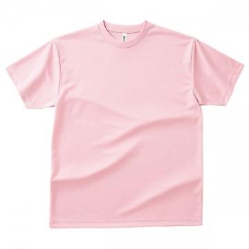 ドライTシャツ132.ライトピンク