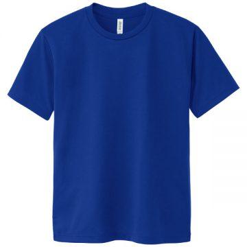 ドライTシャツ171.ジャパンブルー