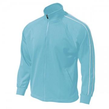 パイピングトレーニングシャツ04.サックス
