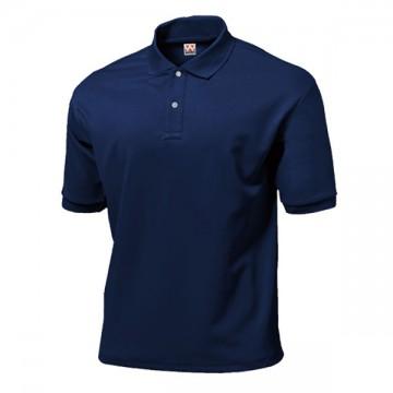タフドライポロシャツ01.ネイビー