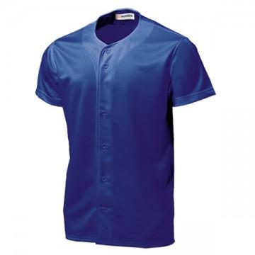 ベーシックボールシャツ05.ロイヤルブルー