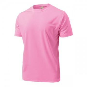 ドライライトTシャツ12.ピンク
