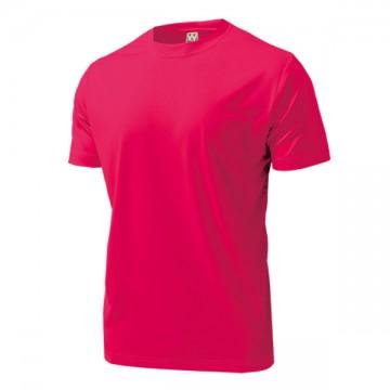 ドライライトTシャツ17.ブライトピンク