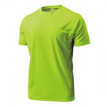 ドライライトTシャツ25.ライトグリーン