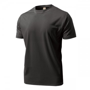 ドライライトTシャツ30.ダークグレー