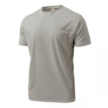 ドライライトTシャツ31.ライトグレー