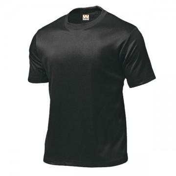 タフドライTシャツ34.ブラック