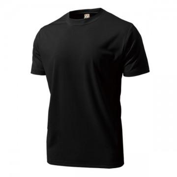ドライライトTシャツ34.ブラック