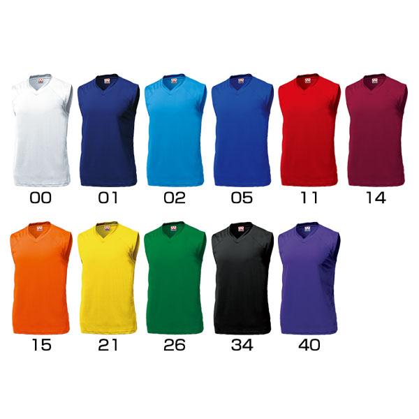 ベーシックバスケットシャツP1810all