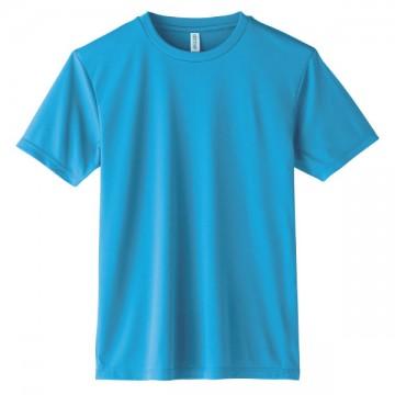 インターロックドライTシャツ034.ターコイズ