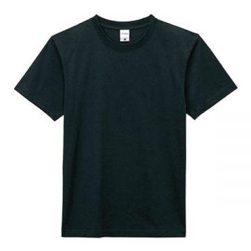 ヘビーウエイトTシャツ16.ブラック