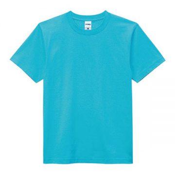 ヘビーウエイトTシャツ26.ターコイズ