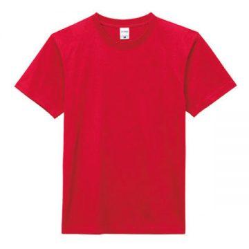 ヘビーウエイトTシャツ3.レッド