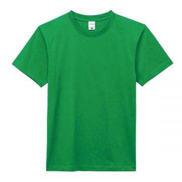 ヘビーウエイトTシャツ34.グリーン