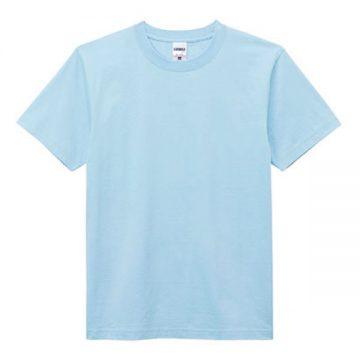 ヘビーウエイトTシャツ6.サックス