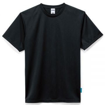 4.6オンスTシャツ16.ブラック