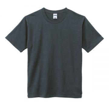 スラブTシャツ52.スモーク(消炭)