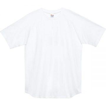 ヘビーウエイトラグランTシャツ001.ホワイト