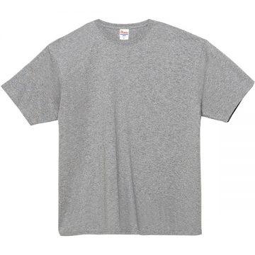スーパーヘビーTシャツ003.杢グレー