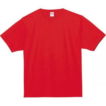 スーパーヘビーTシャツ010.レッド