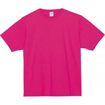 スーパーヘビーTシャツ146.ホットピンク