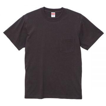 ハイクオリティTシャツ(ポケット付)165.スミ