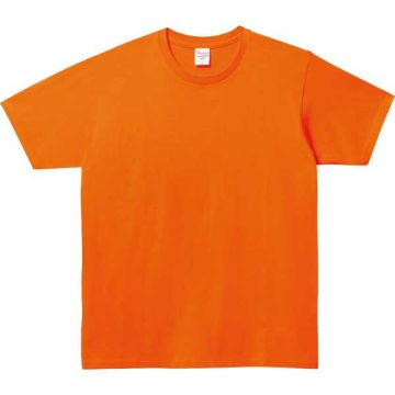 5.0オンスベーシックTシャツ015.オレンジ