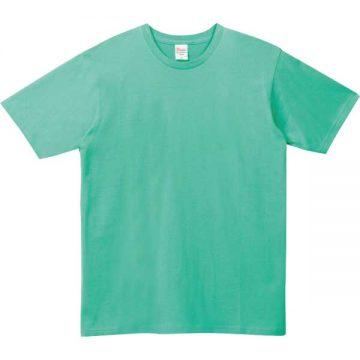 5.0オンスベーシックTシャツ026.ミントグリーン