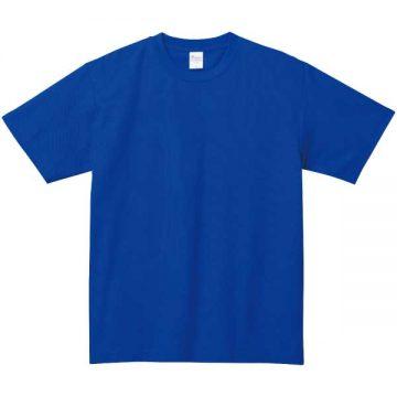 5.8オンスT/CクルーネックTシャツ032.ロイヤルブルー
