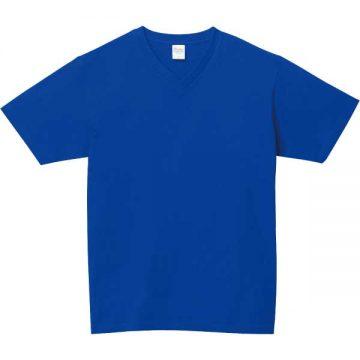 5.6オンスヘビーウェイトVネックTシャツ032.ロイヤルブルー
