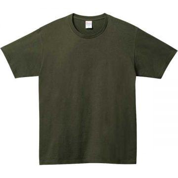 5.0オンスベーシックTシャツ037.アーミーグリーン