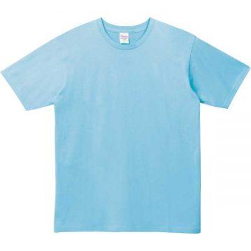 5.0オンスベーシックTシャツ133.ライトブルー