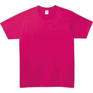 5.0オンスベーシックTシャツ146.ホットピンク