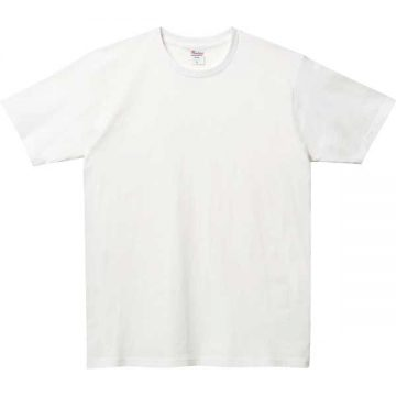 5.0オンスベーシックTシャツ401.オフホワイト