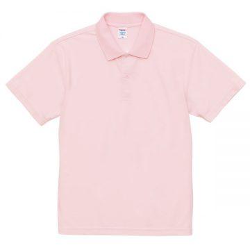 4.7オンススペシャルドライカノコポロシャツ576.ベビーピンク