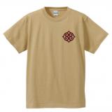 オリジナルカムイデザインTシャツクマデザイン
