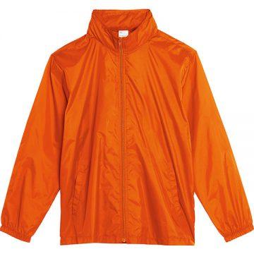 ベーシックフードインウィンドブレーカー015.オレンジ