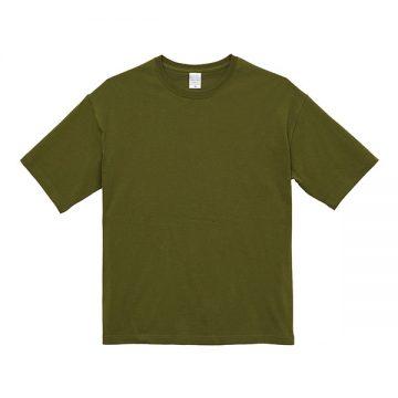 ビッグシルエットTシャツ035.シティグリーン